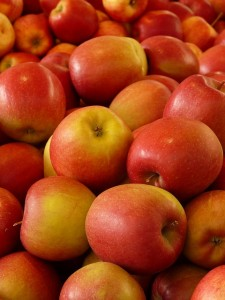 Jabłka na odchudzanie.