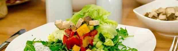 Kalorie sałatki i surówki