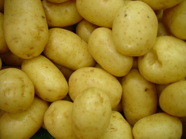 Ziemniaki kalorie foto.
