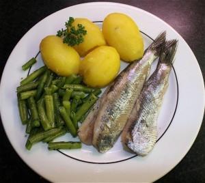 Ryby kalorie.