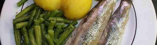 Ryby kalorie