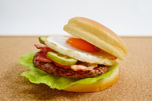 Hamburger Dukana.