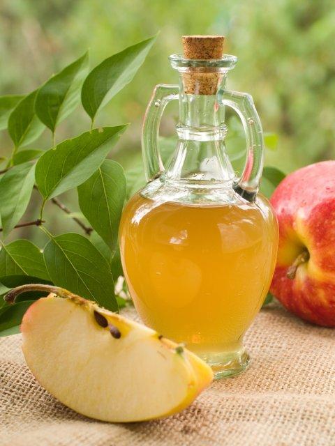 Ocet jabłkowy na odchudzanie.