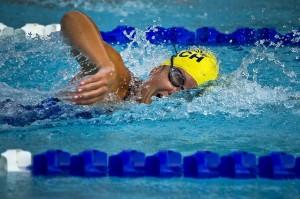 Pływanie na odchudzanie.