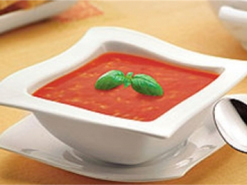 Zupa pomidorowa Dukana.