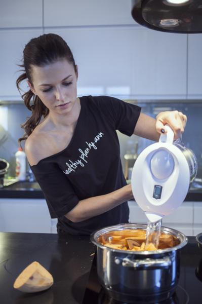 Dieta Ani Lewandowskiej.