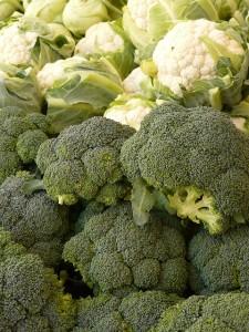Brokuły na odchudzanie.