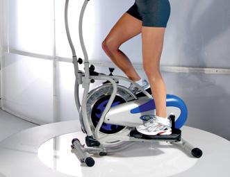 Jak ćwiczyć wylacznie na orbitreku żeby schudnąć