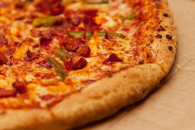 Pizza Dukana.