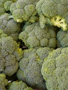 Dieta brokułowa.